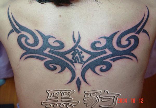 【10p】黑豹子纹身|乐清黑豹纹身|隐形纹身图片